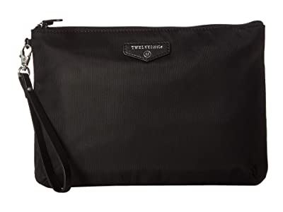 TWELVElittle Easy Diaper Pouch (Black) Diaper Bags