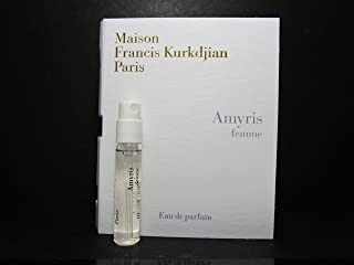 Maison Francis Kurkdjian AMYRIS FEMME Eau de Parfum, 2ml Vial Spray With Card