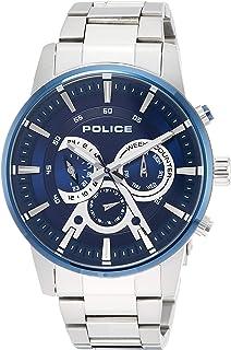 [ポリス]POLICE 腕時計 AVONDALE PL.15523JSTBL/03M メンズ 【正規輸入品】