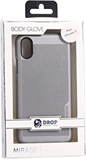 Body Glove Mirage Case for iPhone X / XS (ONLY) - Silver