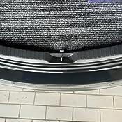 Luxshield Ladekantenschutz Folie Komplettset 2 3 Iii Dj I 2014 2019 Stoßstangenschutz Kratzschutz Lackschutzfolie Carbon Optik Selbstklebend Auto