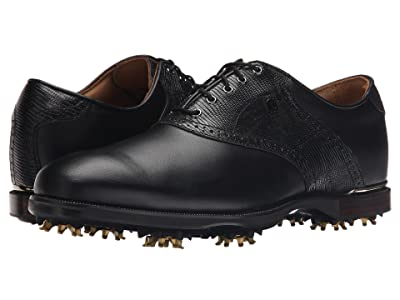 FootJoy Icon Black (Black/Black Lizard) Men