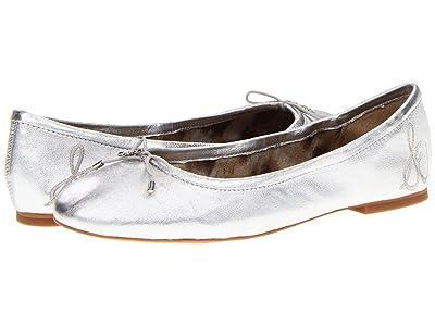 Sam Edelman Felicia (Silver Leather) Women
