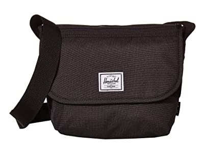Herschel Supply Co. Grade Mini (Black) Messenger Bags