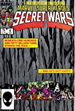 Marvel Super Heroes Secret Wars: #4 in a Twelve- Issue Limited Series (Vol. 1, No. 4, August 1984) (vol. 1, no. 4)