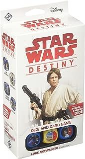Star Wars Destiny: Luke Skywalker Starter Set Card Game