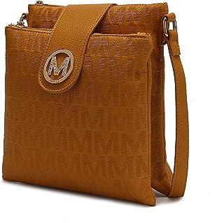 MKF Collection MKF Crossbody Taschen für Damen - Crossbody Strap Messenger Purse - PU Leder Handtasche Damen Fashion Pocketbook