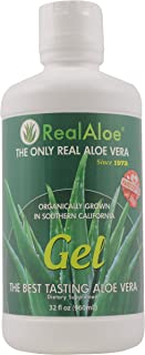 Real Aloe Inc Aloe Vera Gel - 32 fl oz