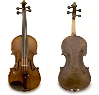 Sky AAA+ Maple and Spruce Euro-performer Series (Highly Thin Flamed) Guarantee Grand Mastero Sound Copy of Stradivarius 4/4 Size Professional Hand-made One-piece Back 4/4 Full Size Acoustic Violin 100% Hand-made 100% Oil Varnished Ebony Parts