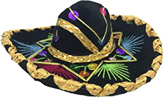 Oro Import Mini Mexican Charro Hat Mariachi Sombrero Party Favor