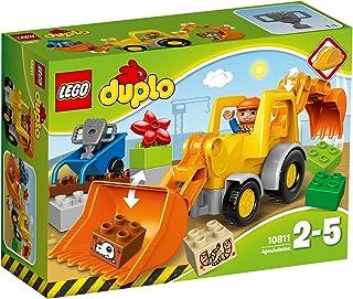 LEGO Duplo Town - Pala Mixta, Set