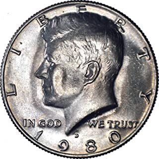 1980 kennedy half dollar error