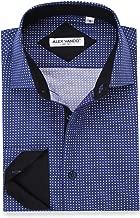 Best blue shirt white cuffs Reviews