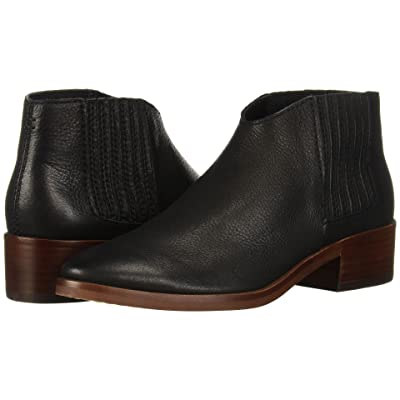 Dolce Vita Towne (Black Leather) Women
