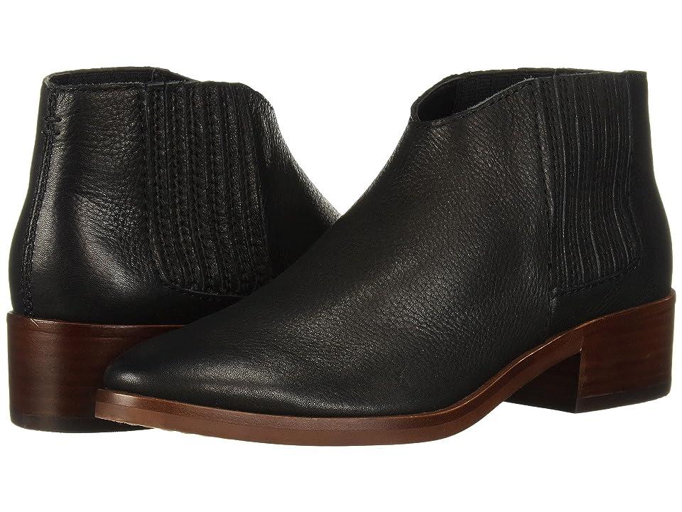 Dolce Vita Towne (Black Leather) Women