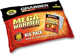 Grabber 24+ Hour Ultra Body Warmers - 10 Piece Pack