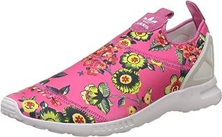 adidas Originals ZX Flux ADV Smooth Slip On Womens Trainers - Pink