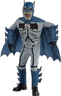 Blackest Night Deluxe Zombie Batman Costume and Mask - Medium
