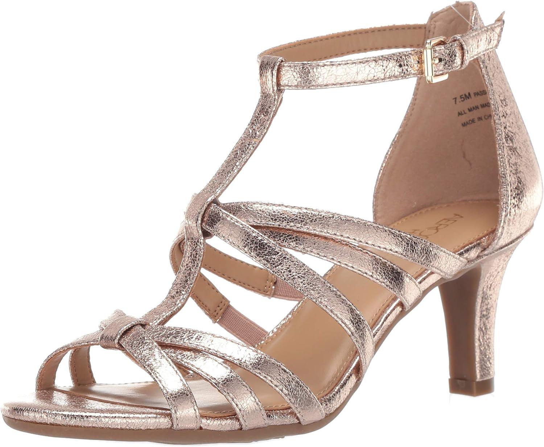Aerosoles Womens Passionfruit Heeled Sandal