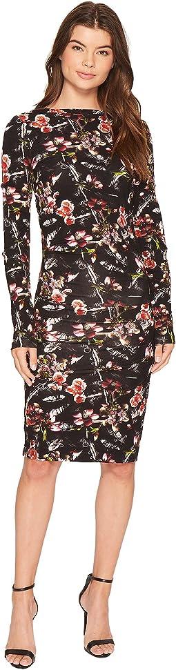 Christina Almond Blossom Dress