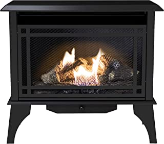 ventless natural gas heating stoves