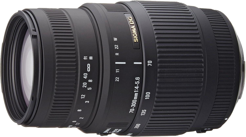 Sigma 70 300 Mm F4 0 5 6 Dg Makro Objektiv Für Minolta Kamera