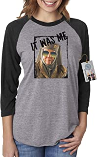 Tell Cersei It was Me Olenna Tyrell Womens 3/4 Raglan Sleeve
