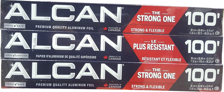 Alcan Award Aluminum foil 30 cm m Ranking TOP2 30.48 3 x Count