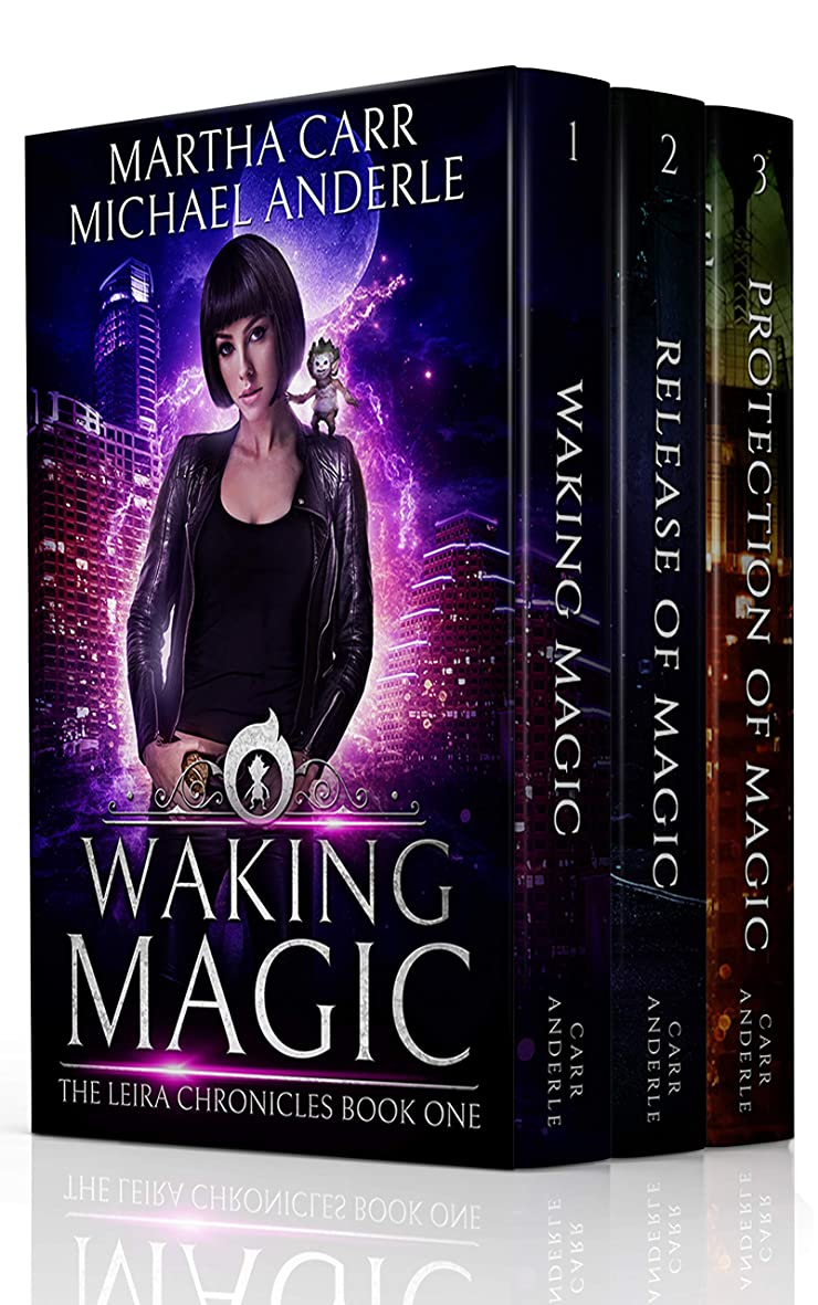 慣らす腕里親The Leira Chronicles Boxed Set One (Books 1-3): (Waking Magic, Release Of Magic, Protection of Magic) (The Leira Chronicles Boxed Sets Book 1) (English Edition)