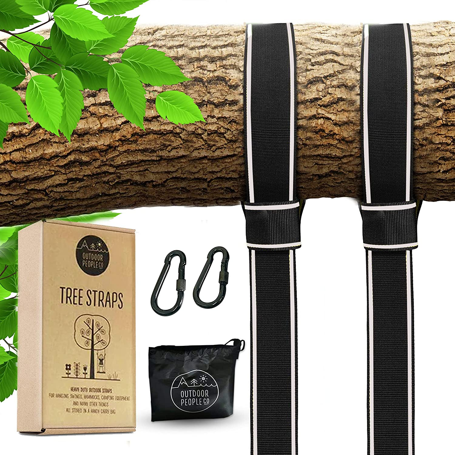 PRO Tree Swing List price Hanging kit by People Straps Outdoor i Co Safety and trust -2x10ft