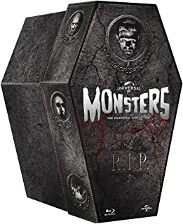 Universal Classic Monsters: The Essential Coffin Collection