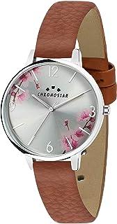 Chronostar R3751267510 Glamour Year Round Analog Quartz Brown Watch