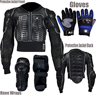 Plumes Skin pour moto Ski Snowboard arri/ère Dos protection Approuv/é CE