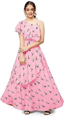Girl s Ball Gown Maxi Dress