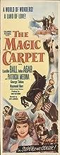 The Magic Carpet 1951 Authentic 14