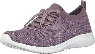 purple skechers memory foam