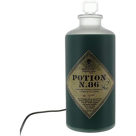 Harry Potter Lampe bouteille de potion Multicolore
