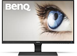 BenQ EW2775ZH, 27 inch LED Backlit Monitor-Full HD, Edge to Edge, VA Panel with VGA, Dual HDMI, Audio in, Heaphone Ports a...