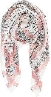 Scarf for Women Lightweight Geometric Fashion Summer Fall Scarves Shawl Wraps