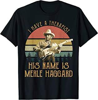 Best merle haggard shirt womens Reviews