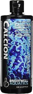 Brightwell Aquatics Calcion - Concentrated Liquid Calcium Supplement for All Marine Aquariums