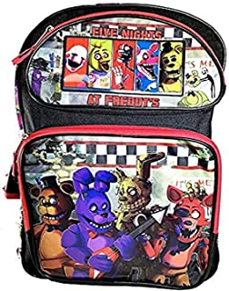 2018 NEW Five Nights at Freddy's Foxy Bonnie Chica & Freddy Large 16