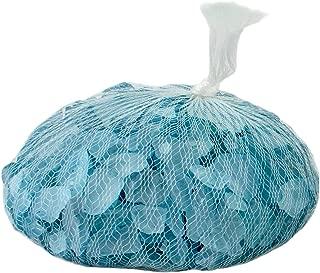 SuperMoss (24184) Sea Glass Vase Filler, 2 lb, Cold Blue