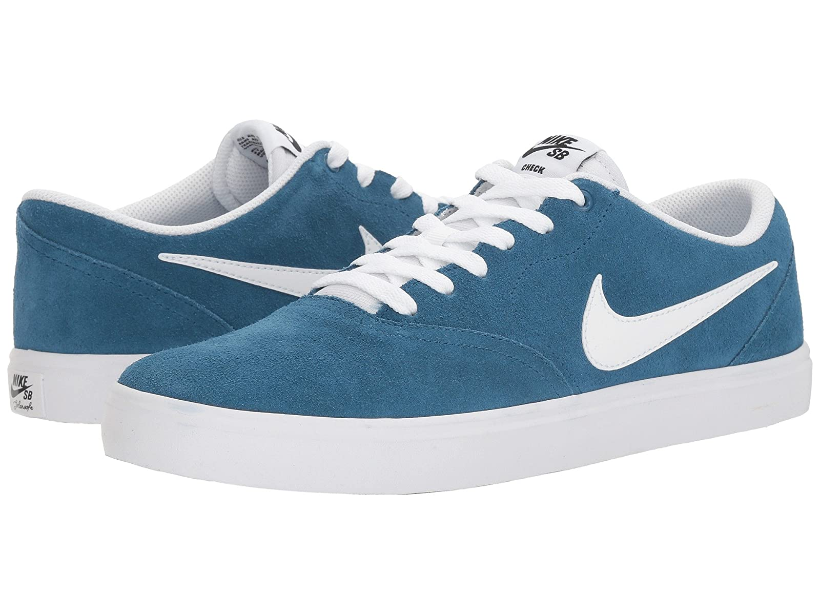 Nike SB Check Solar SuedeCheap and distinctive eye-catching shoes