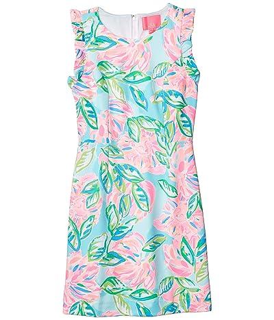 Lilly Pulitzer Carmelisa Shift Dress (Multi Totally Blossom) Women
