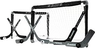 Franklin Sports Mini Hockey Goal Set of Two