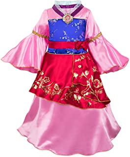 Disney Mulan Costume for Kids Multi