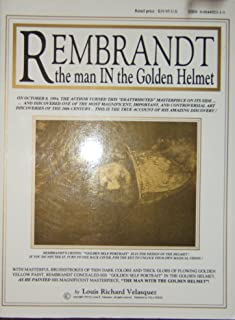rembrandt man with the golden helmet