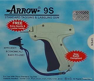 Arrow Standard 9S Tag Gun +1 Extra Needle + 2000 ( Size 50mm ) ( 2