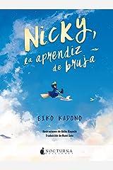Nicky, la aprendiz de bruja (Spanish Edition) Kindle Edition